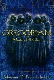 Gregorian Masters Of Chant Moments Of Peace In Ireland. DVD Gregorian