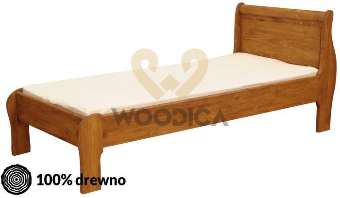 Woodica Łóżko Hacienda D 120x200