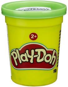 Hasbro Play-Doh Tuba Pojedyncza 112 g Zielona 5010994966324 zielona