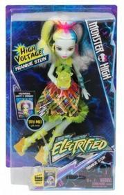 Mattel Monster High Zelektryzowana Frankie