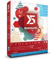 WebSite X5 Evolution 14 PL BOX