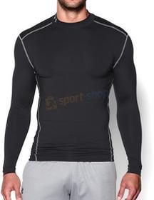 Under Armour koszulka męska ColdGear Compression Mock (czarna) 1265648-001