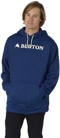 Burton bluza męska OAK PO VERT TRUE BLUE HEATHER