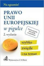 C.H. Beck Prawo Unii Europejskiej w pigułce