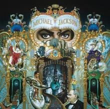 Michael Jackson Dangerous CD)