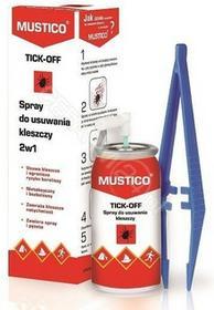 BIOVENA Mustico Tick-off spray do usuwania kleszczy 2w1 8 ml