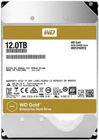 Western Digital 12TB 7200obr 256MB GOLD