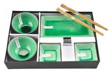 Oriental Selection Zestaw do sushi TOKYO GREEN dla 2 osób