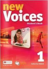 Macmillan New Voices 1 Podręcznik. Klasa 1-3 Gimnazjum Język angielski - Catherine McBeth