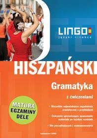 Lingo Hiszpański Gramatyka z ćwiczeniami Repetytorium - Danuta Zgliczyńska