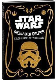 Ameet Star Wars. Kolorowanki antystresowe. Niezwykła galeria - Opracowanie zbiorowe