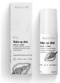 Alkemie No2 Wake-Up Shot Triple Vit-C Serum serum z potrójną witaminą C 30ml 48025-uniw