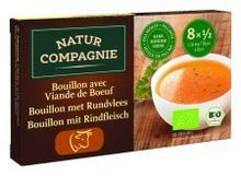 Natur Compagnie BULION - KOSTKI WOŁOWE BIO 96 g -