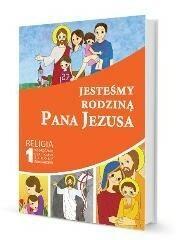 Gaudium Religia. Jesteśmy rodziną Pana Jezusa. Klasa 1. Podręcznik - szkoła podstawowa - Praca zbiorowa