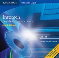 Cambridge University Press Infotech Audio CD, 4th ed - Santiago Remacha Esteras