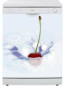 Oklejaj Naklejka na zmywarkę - 0124 - Naklejka