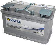 Varta DUAL PURPOSE AGM - 80Ah 800A P+