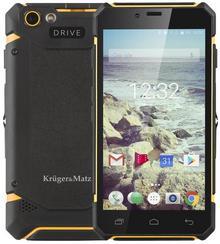 Kruger&Matz Drive 4S 16GB Czarno-żółty