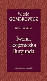 Wydawnictwo Literackie Iwona księżniczka Burgunda - Witold Gombrowicz