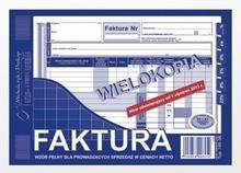 MICHALCZYK I PROKOP Faktura VAT 100-3E wielokopia