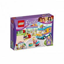 LEGO Friends Dostawca upominków w Heartlake 41310
