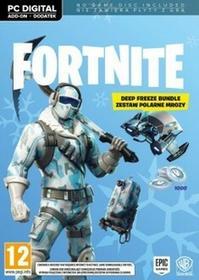 Fortnite - Deep Freeze Bundle PL (Digital - klucz Epic Games Launcher)