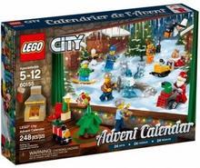 LEGO City Kalendarz adwentowy 60155