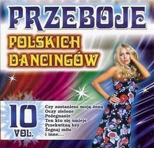 Wydawnictwo Folk Przeboje polskich dancingów vol. 10 CD