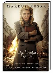 Nasza Księgarnia Złodziejka książek - Markus Zusak