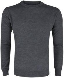 Tru Trussardi Sweter Dark Grey