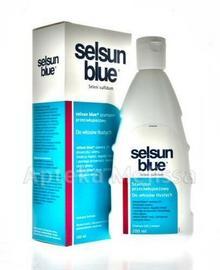 CHATTEM SELSUN BLUE Szampon Przeciwłupieżowy do włosów tłustych 200 ml 7034637