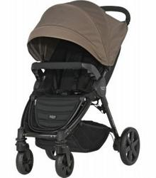 Britax B-agile PLUS FOSSIL BROWN