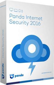 Panda Internet Security 3PC/1rok Odnowienie 2018