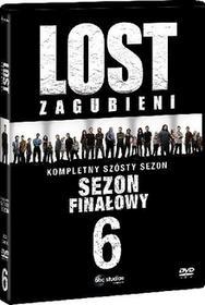 Galapagos Lost Zagubieni Sezon 6) 5 DVD Różni