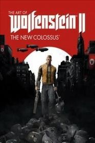 Dark Horse Comics The Art of Wolfenstein II: The New Colossus