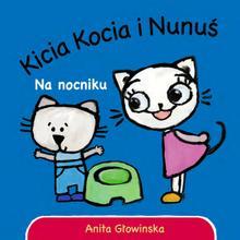 Media Rodzina Kicia Kocia Na nocniku - Anita Głowińska