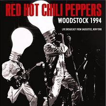 Red Hot Chili Peppers Woodstock 1994