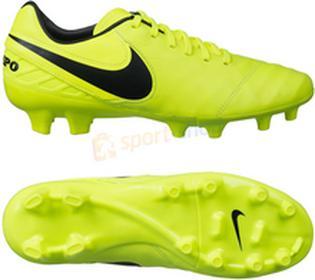 NikeTiempo Mystic V FG 819236-707 żółty