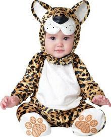 InCharaterleapin Leopardkostium dla dzieci - B07C8MNZ1B