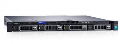 Dell Serwer PowerEdge R230 E3-1220 8GB 2x1TB S130 DVD-RW
