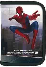 Derform Piórnik dwuklapkowy, bez wyposażenia, Spider Man