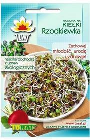 Toraf Rzodkiewka 20g Nasiona na kiełki 19933-uniw