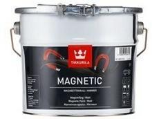 Tikkurila MAGNETIC- farba magnetyczna, 3l