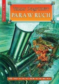 Prószyński Terry Pratchett Świat Dysku. Para w ruch