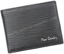 Pierre Cardin Portfel męski skórzany TILAK10 8806 Czarny TILAK10 8806 czarny-0