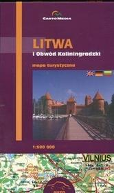 Cartomedia Litwa i Obwód Kaliningradzki - CartoMedia