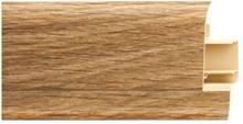 Arbiton Listwa przypodłogowa PCV LM60 250 cm dąb burbon