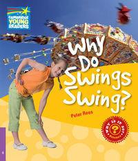 Cambridge University Press Why Do Swings Swing? - Peter Rees