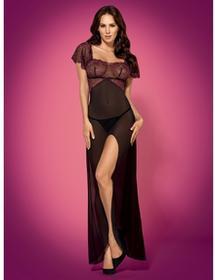 Obsessive Sedusia suknia czarna L/XL 6_4776