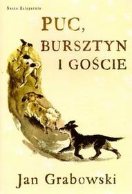 Nasza Księgarnia Puc, Bursztyn i goście - Jan Grabowski